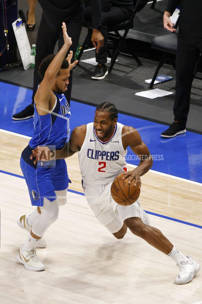 Clippers Mavericks Basketball