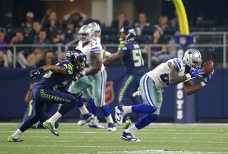 Dez Bryant, Richard Sherman