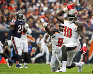 Buccaneers Bears Football