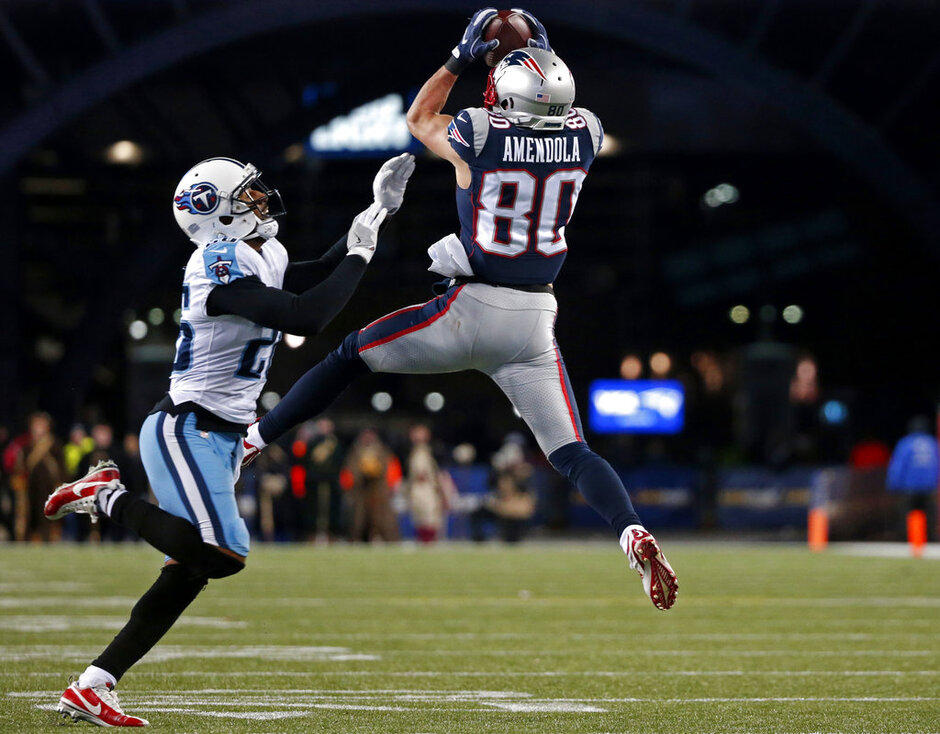 Danny Amendola, Logan Ryan