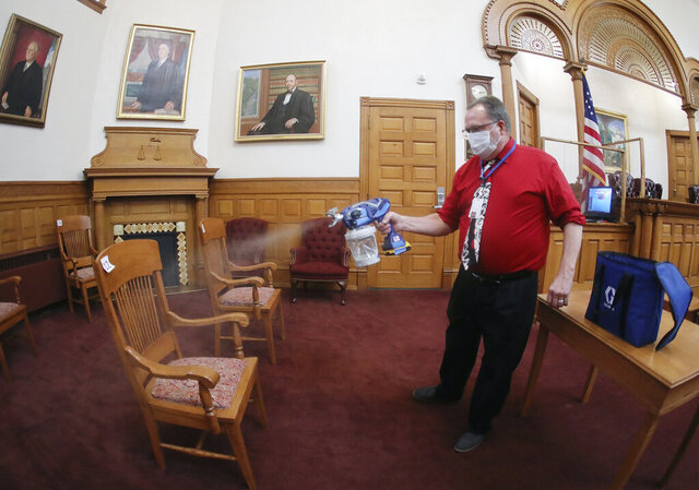 On Wednesday in Carbon County Courthouse courtroom #1 the President Judge, Roger N. Nanovic, announced that trials will resume with jury selection beginning on Thursday.