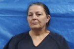 This image provided by the Roane County Jail shows Shirley Ann Gray. Gray and her husband, Michael Anthony Gray pleaded not guilty Monday, Oct. 26, 2020 to dozens of charges including murder and abuse involving children they had adopted.