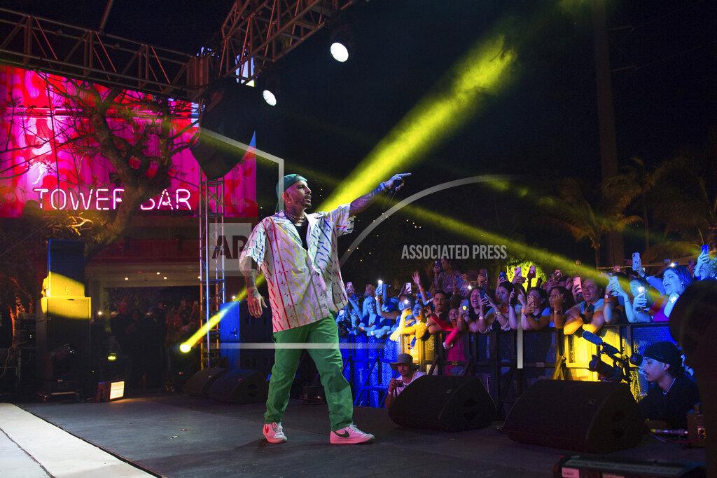 Rauw Alejandro in Concert - Miami