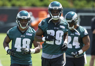 DeMarco Murray, Raheem Mostert, Ryan Mathews