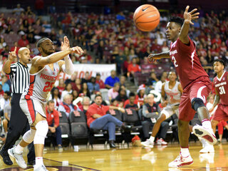 Arkansas Houston Basketball