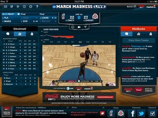 Tech Test March Madness Live