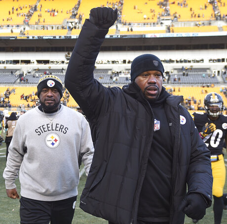 Steelers Assistant Coach Charges