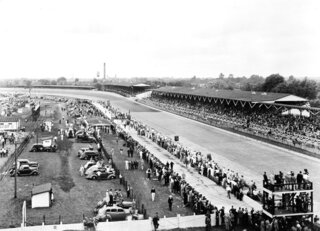 Indy 500 1939 Countdown Race 27 Auto Racing