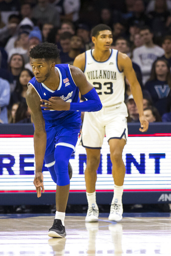 Seton Hall Pirates at Villanova Wildcats 1/27/2019