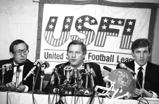 Donald Trump, Harry L. Usher, Stephen Ross