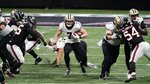 New Orleans Saints quarterback Taysom Hill (7) runs against the Atlanta Falcons during the second half of an NFL football game, Sunday, Dec. 6, 2020, in Atlanta. (AP Photo/Brynn Anderson)