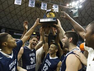 George Washington Wichita St Basketball