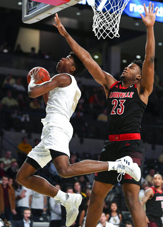 Louisville Georgia Tech Basketball