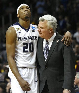 NCAA Loyola Kansas St Basketball