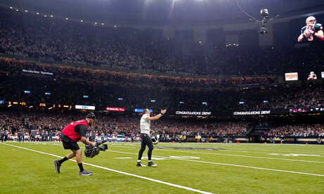 APTOPIX Redskins Saints Football