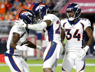 Broncos Raiders Preview Football