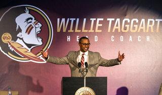 Florida State Taggart's Time Football