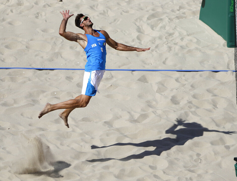 Rio Olympics Beach Volleyball Men