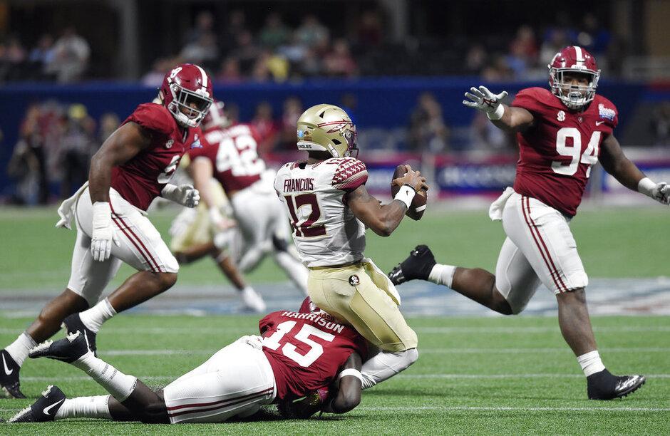 SEC Dominant Defenses Football