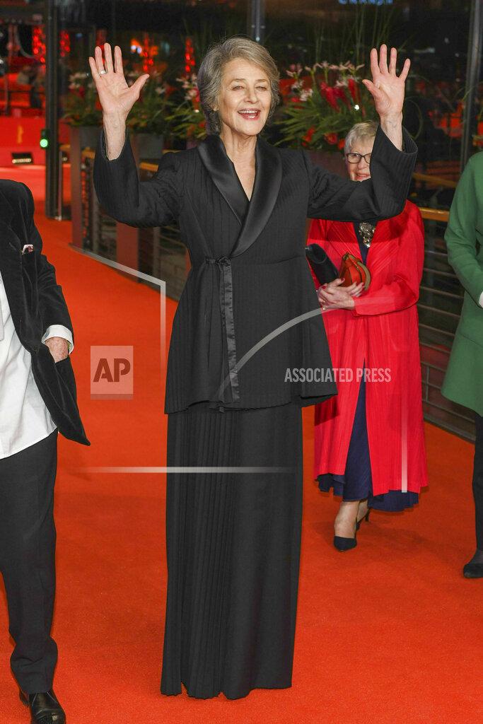 Germany: Goldener Ehrenbaer - Berlinale 2019 in Berlin