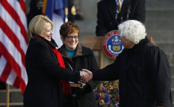 Cynthia Coffman, Nancy E. Rice