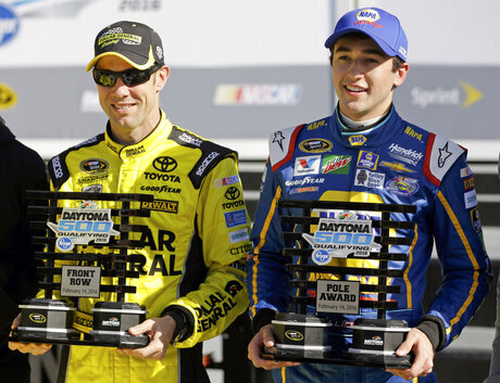Matt Kenseth, Chase Elliott