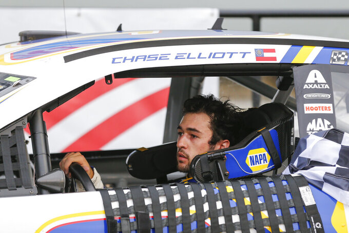 COLUMN: Time is now for Elliott to race into title round