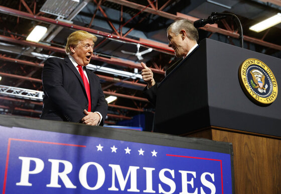 Donald Trump, Matt Rosendale