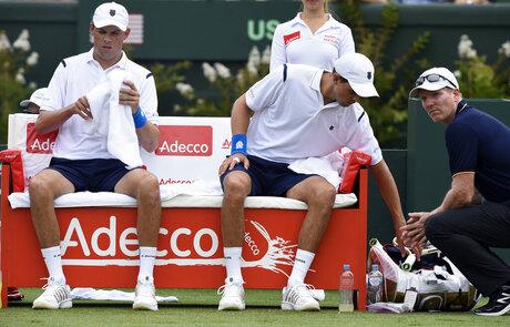 Australia Bryan Brothers Davis Cup