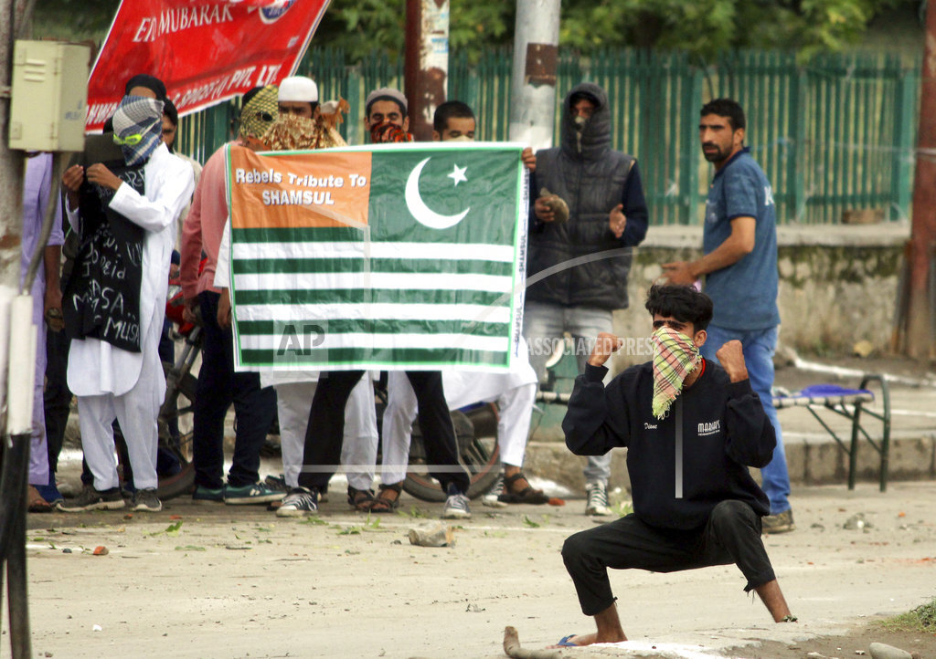 India: Clashes on Eid Day in Anantag