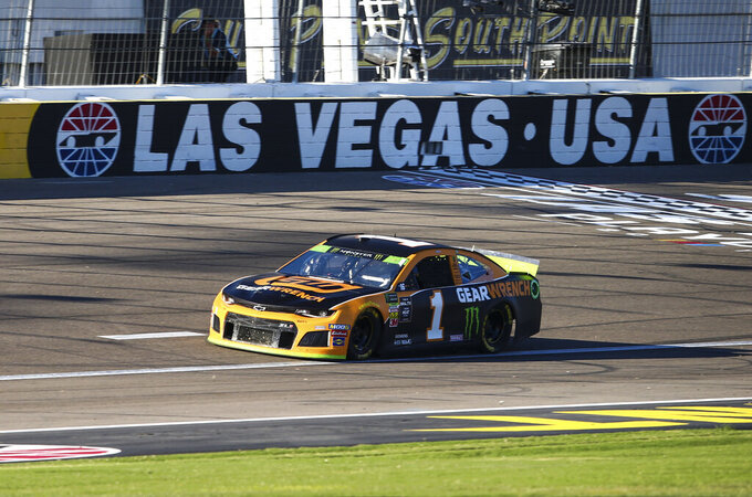 NASCAR Cup Series at Las Vegas
