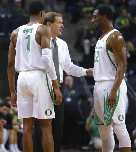 Alabama St Oregon Basketball