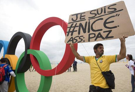 Brazil Rio Olympics Terrorism Arrests