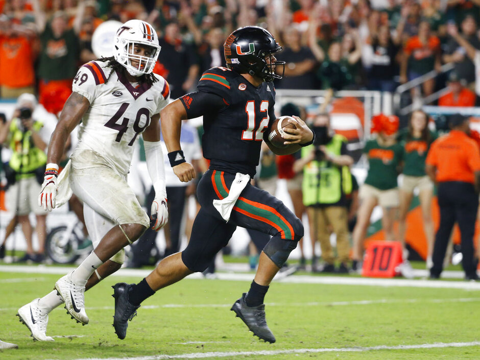 Tremaine Edmunds, Malik Rosier
