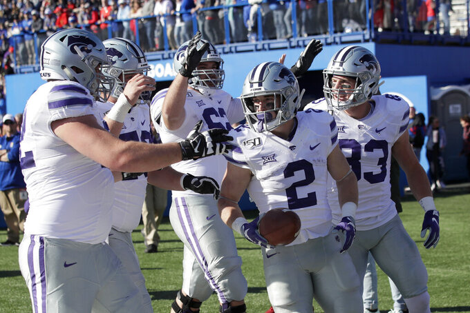 K-State beats up on Kansas, sends notice to Big 12