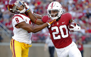 APTOPIX USC Stanford Football