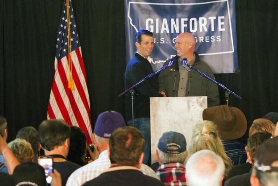 Montana Special Election-Trump Factor