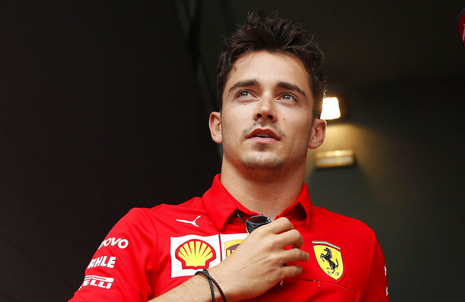 Leclerc is Ferrari's best chance to end Monza drought