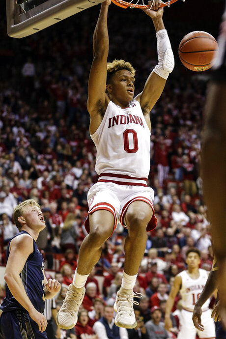Montana St Indiana Basketball
