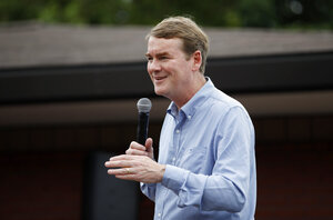 Election 2020 Michael Bennet