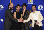 Brett Gelman, from left, Sian Clifford, Phoebe Waller-Bridge and Andrew Scott, from the cast of