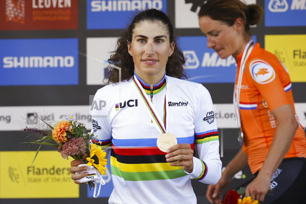 APTOPIX Belgium World Road Cycling Championships