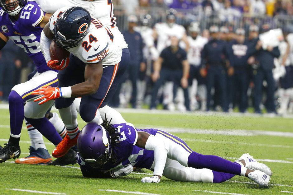 Bears Vikings Football
