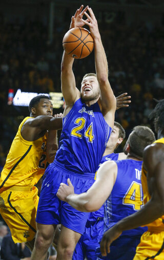 Wichita St South Dakota St Basketball
