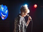 """This image released by HBO Max shows Jean Smart in a scene from """"Hacks."""" The program was nominated for an Emmy Award for outstanding comedy series. (HBO Max via AP)"""