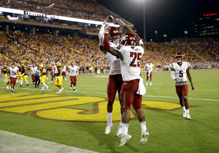 Washington St Arizona St Football