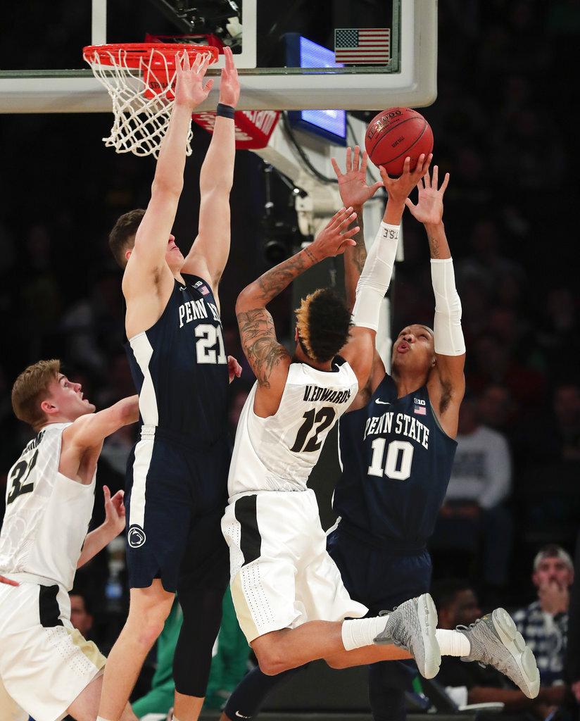 B10 Penn St Purdue Basketball