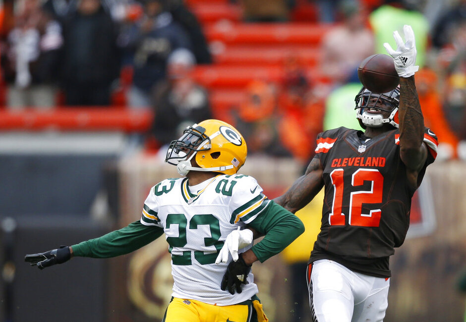 Damarious Randall, Josh Gordon