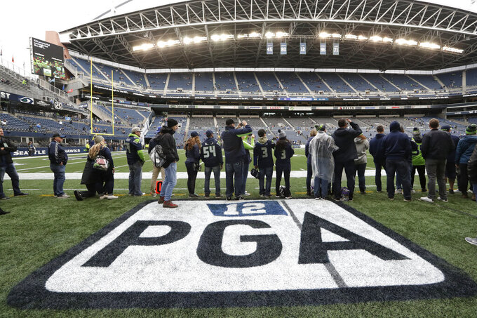 Los Angeles Rams at Seattle Seahawks 10/3/2019