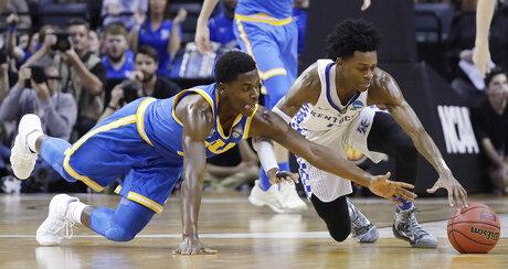 APTOPIX NCAA UCLA Kentucky Basketball